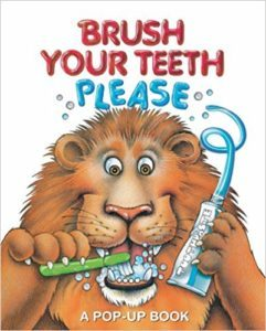 Brush Your Teeth, Please by. Leslie Mcguire & Jean Pidgeonの画像