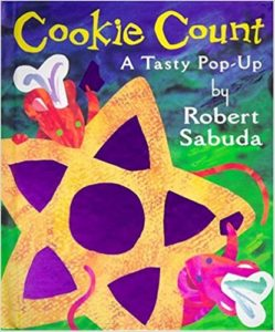 Cookie Count: A Tasty Pop-up by Robert Sabudaの画像