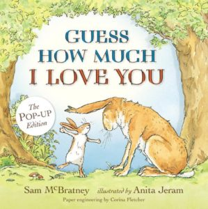 Guess How Much I Love You: Pop-Up by Sam McBratney & Anita Jeramの画像