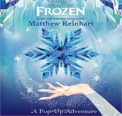 Frozen: A Pop-Up Adventure  by Matthew Reinhartの画像
