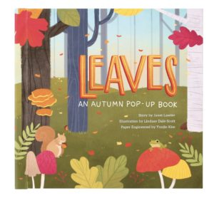 Leaves: An Autumn Pop-Up Book by Janet Lawler & Lindsay Dale-scott & Yoojin Kimの画像