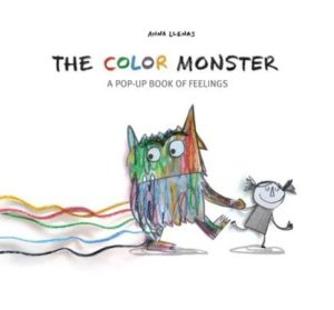 THE COLOR MONSTER  by.Anna Llenasの画像