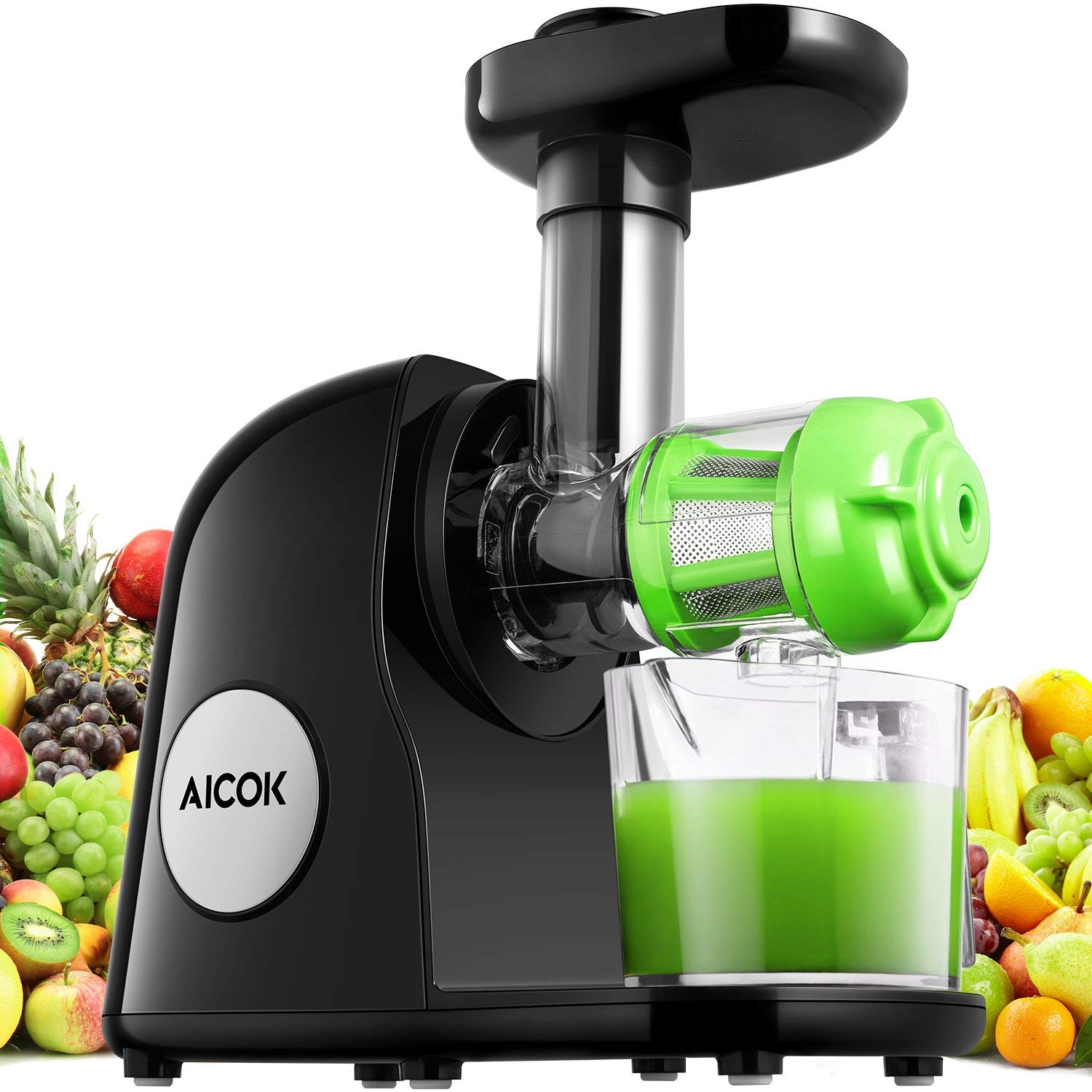 Aicok Slow Masticating Juicerの画像