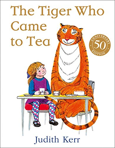 The Tiger Who Came to Tea Perfect – Special Editionの画像