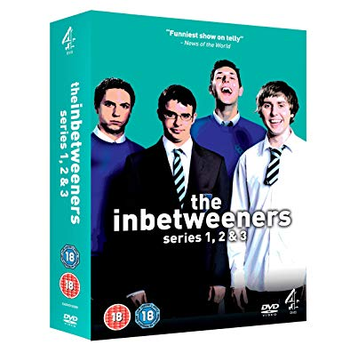 The Inbetweeners: Series 1, 2 & 3 [DVD] [Import]の画像