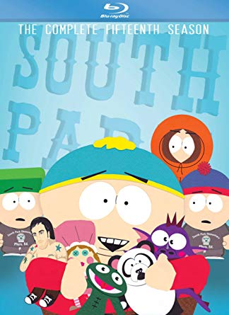 South Park: the Complete Fifteenth Season [Blu-ray] [Import]の画像