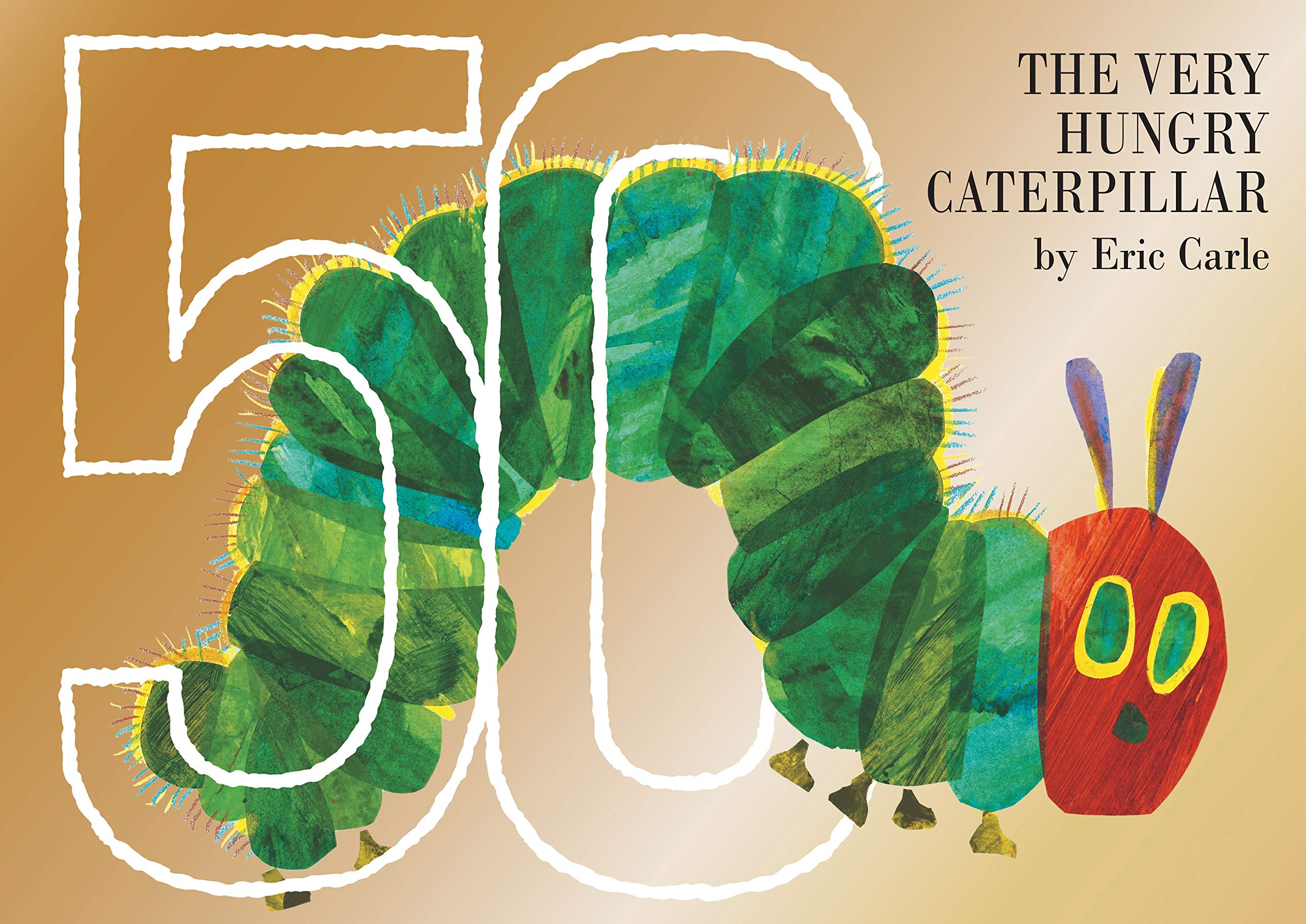 The Very Hungry Caterpillar 50th Anniversary Collector's Editionの画像