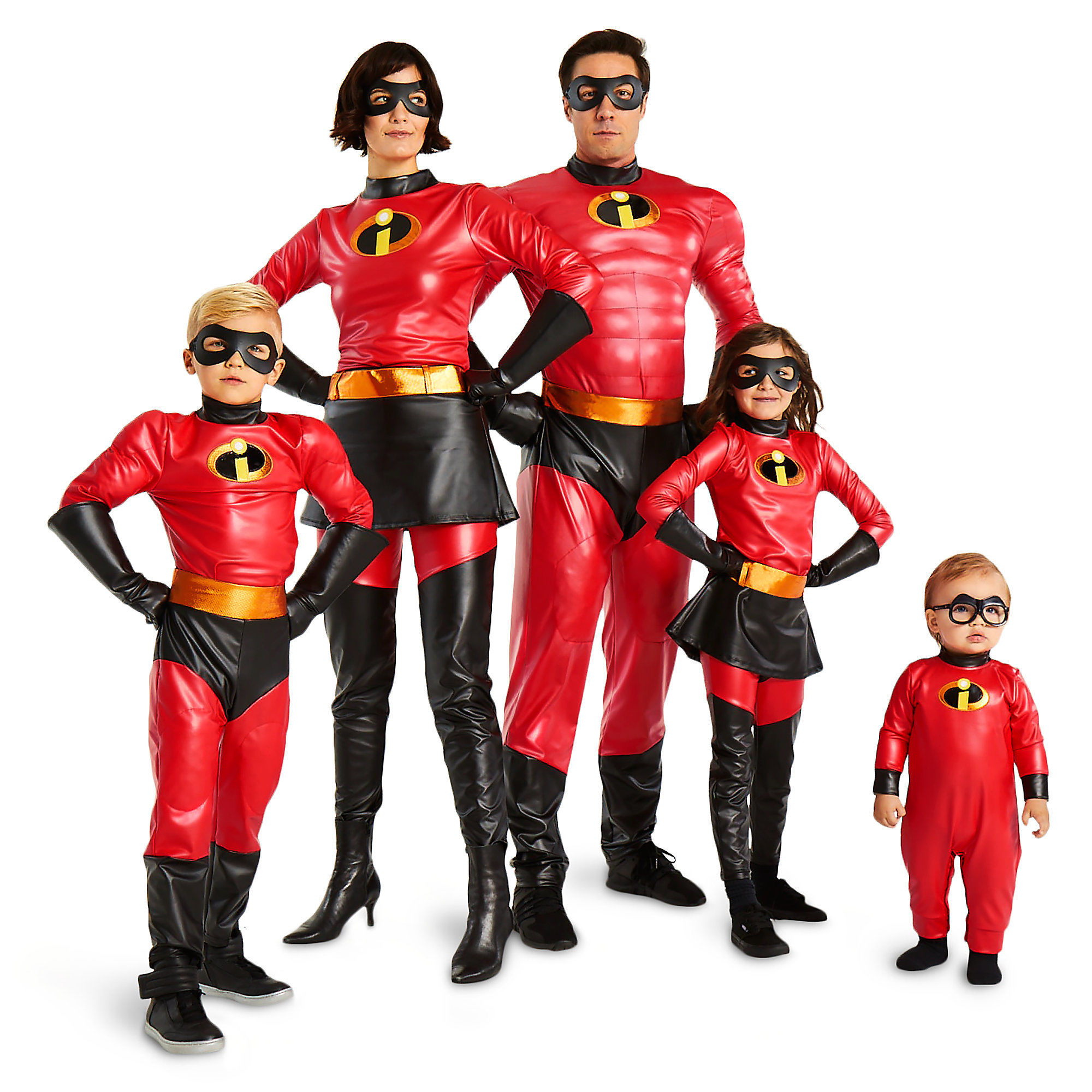Incredibles 2 Family Costume Collectionの画像