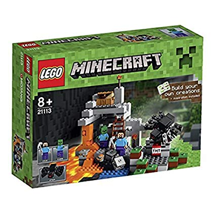 LEGO Minecraft The Cave 21113の画像