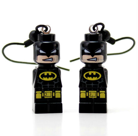 LEGO Batman Earringsの画像
