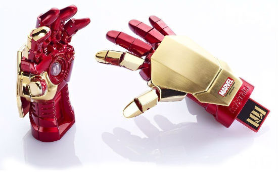 Iron Man Glove USB Driveの画像